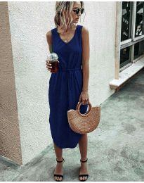 Dresses - kod 681 - dark blue