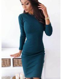 Dresses - kod 3524 - sky blue