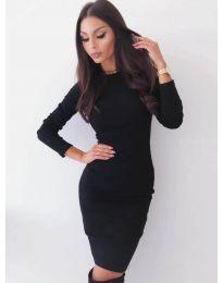 Dresses - kod 3524 - black