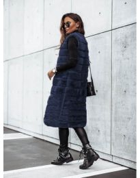 Waistcoats - kod 9153 - dark blue