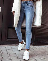 Jeans - kod 3870 - 1 - sky blue