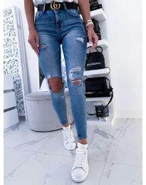 Jeans - kod 3622 - 2 - sky blue