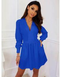 Dresses - kod 089 - blue