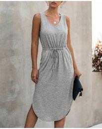 Dresses - kod 681 - gray