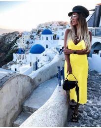Dresses - kod 0005 - yellow