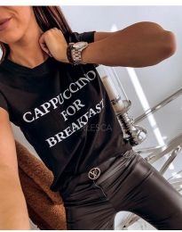 T-shirts - kod 247 - black