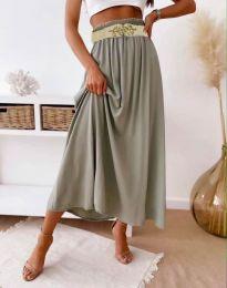 Skirts - kod 7400 - light green