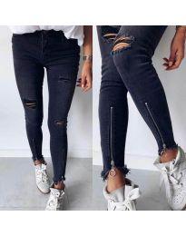 Jeans - kod 3409 - 2 - black