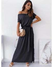 Dresses - kod 7700 - black