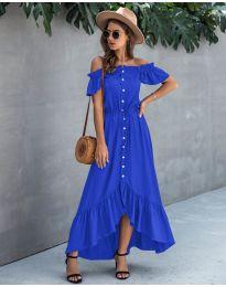 Dresses - kod 564 - sky blue