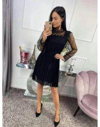 Dresses - kod 305 - black
