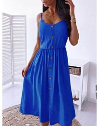 Dresses - kod 5057 - dark blue