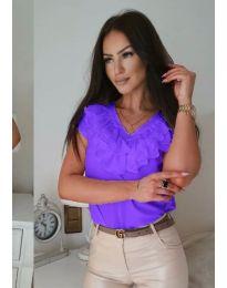 T-shirts - kod 388 - purple
