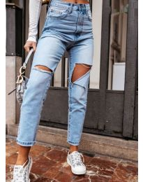 Jeans - kod 4278 - 1 - sky blue