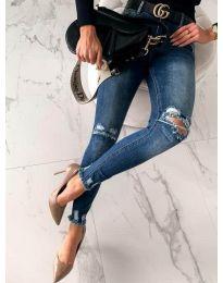 Jeans - kod 3711 - dark blue