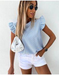 T-shirts - kod 982 - light blue