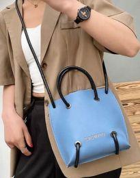 Bag - kod B459 - sky blue