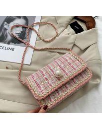 Bag - kod B161 - pink