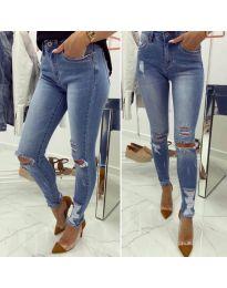 Jeans - kod 3553 - sky blue