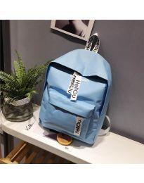 Bag - kod B74 - light blue