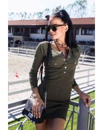 Dresses - kod 269 - green