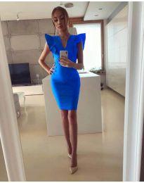 Dresses - kod 009 - sky blue