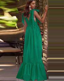 Dresses - kod 2743 - green