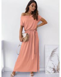 Dresses - kod 7700 - powder
