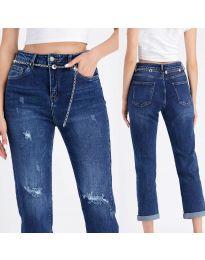 Jeans - kod 9035 - 1 - sky blue