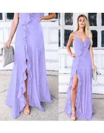 Dresses - kod 4488 - purple