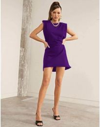 Dresses - kod 625 - purple