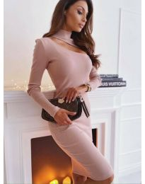 Dresses - kod 149 - powder