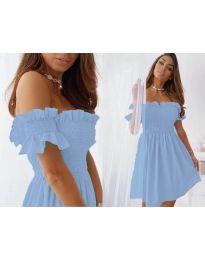 Dresses - kod 0310 - light blue