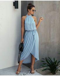 Dresses - kod 100 - light blue