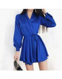 Dresses - kod 8745 - dark blue
