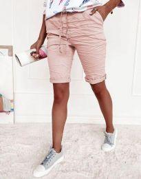 Къси панталонки в розово - код 8256