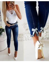Jeans - kod 2854 - 1 - dark blue